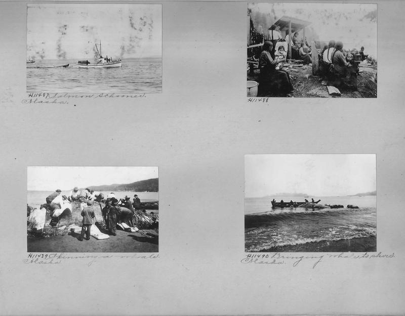 Mission Photograph Album - Alaska #1 page 0021