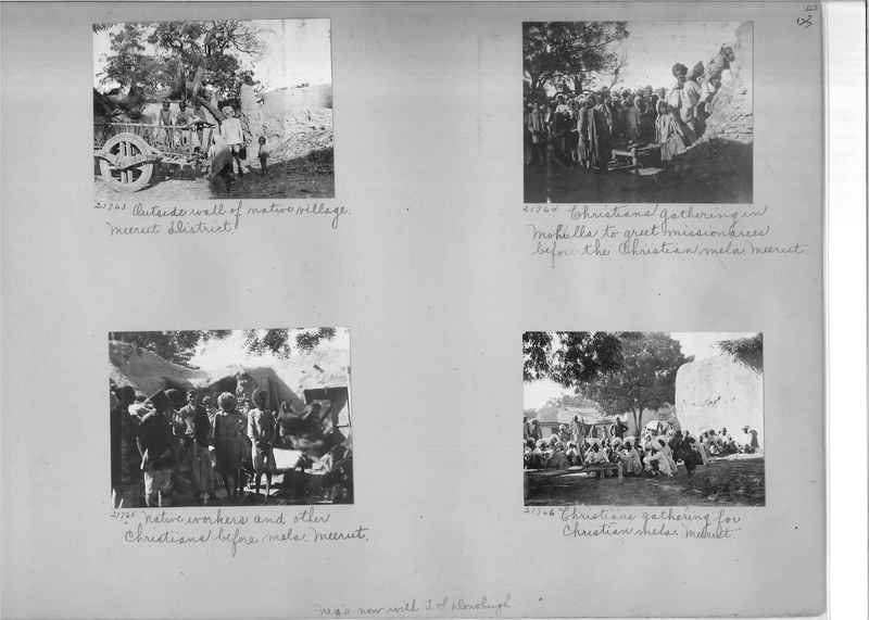 Mission Photograph Album - India #03 page_0123