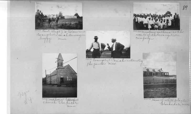 Mission Photograph Album - Negro #4 page 0089