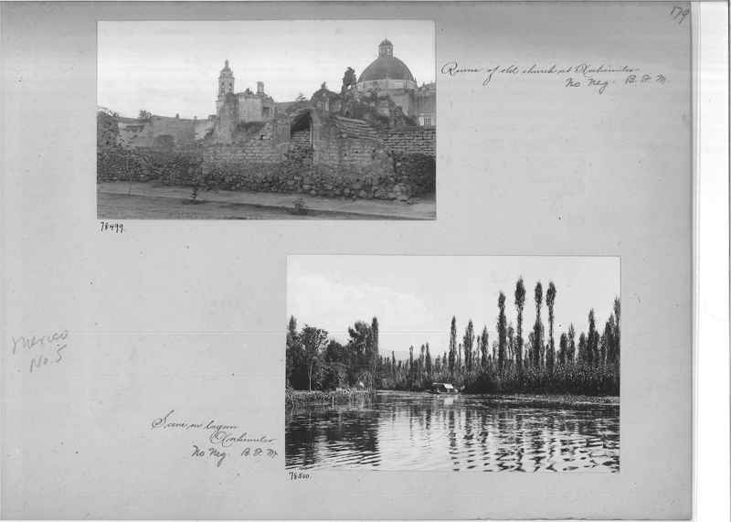 Mission Photograph Album - Mexico #05 page 0179
