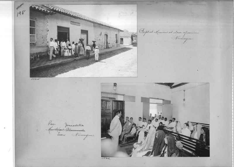 Mission Photograph Album - Panama #02 page 0198