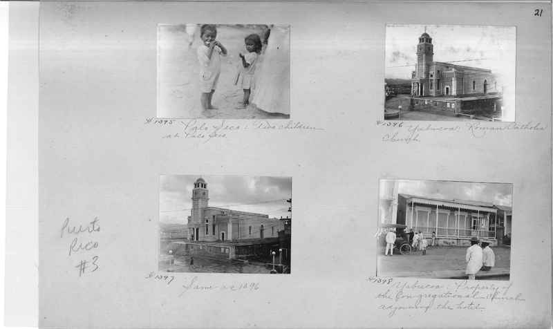 Mission Photograph Album - Puerto Rico #3 page 0021