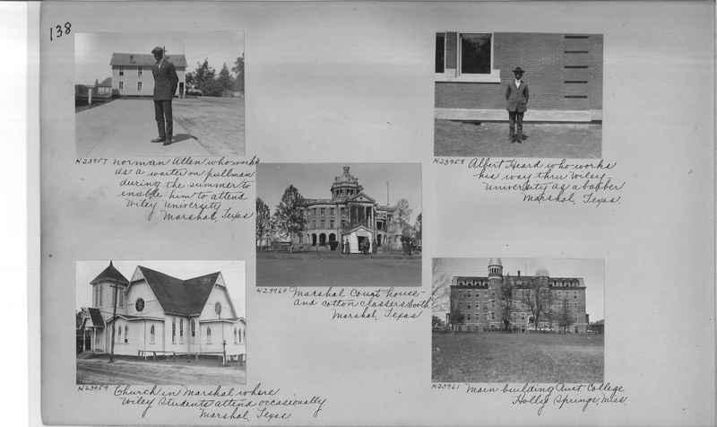 Mission Photograph Album - Negro #3 page 0138
