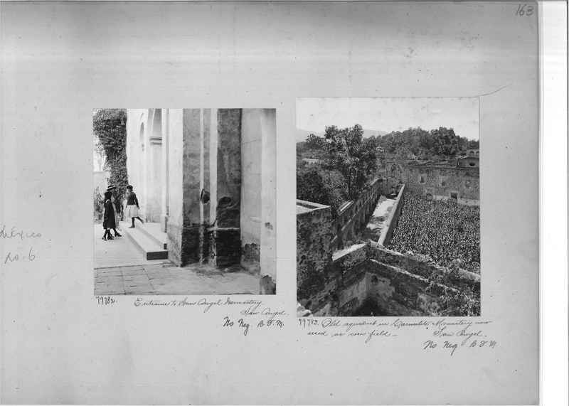 Mission Photograph Album - Mexico #06 page 0163