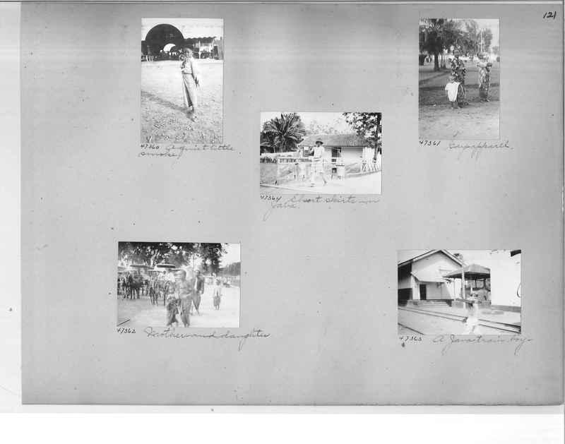 Mission Photograph Album - Malaysia #4 page 0121
