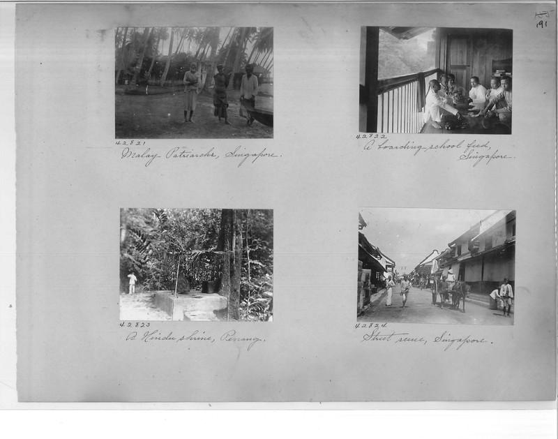 Mission Photograph Album - Malaysia #2 page 0191