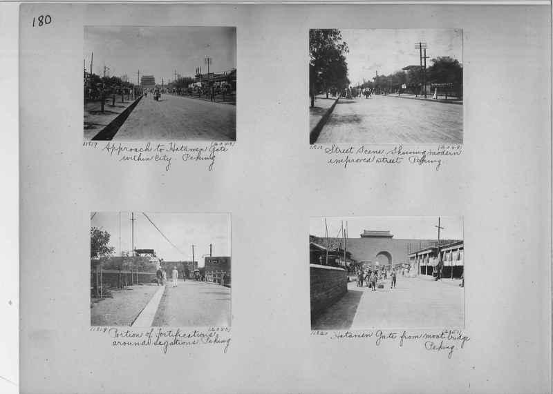 Mission Photograph Album - China #2 page  0180