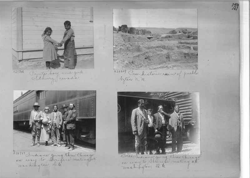 Mission Photograph Album - Indians #2 page_0161