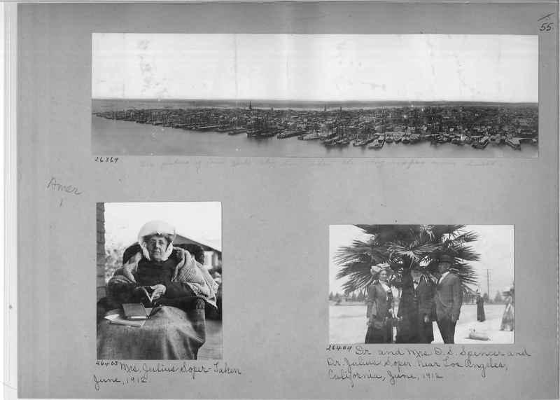 Mission Photograph Album - America #1 page 0055