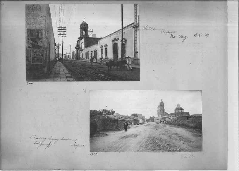 Mission Photograph Album - Mexico #05 page 0016