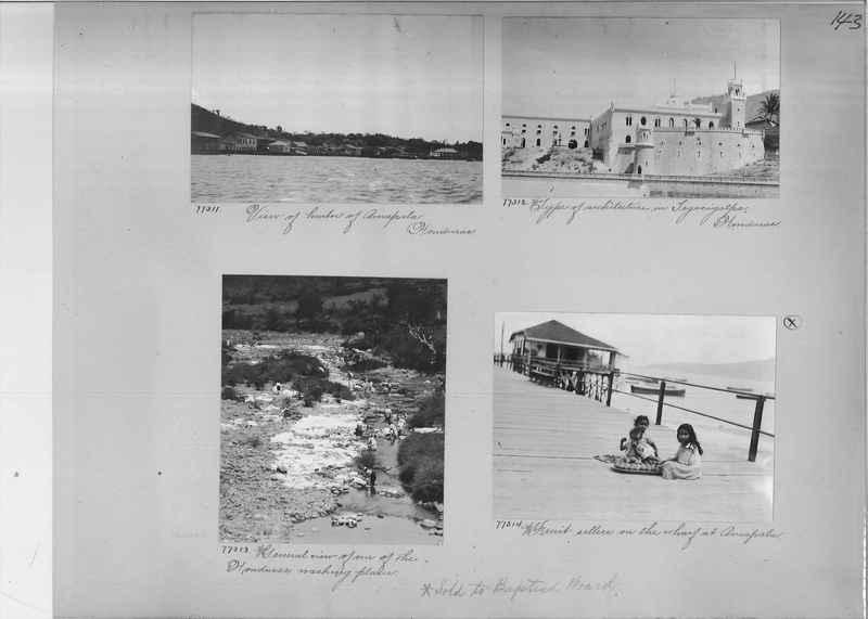 Mission Photograph Album - Panama #03 page 0143