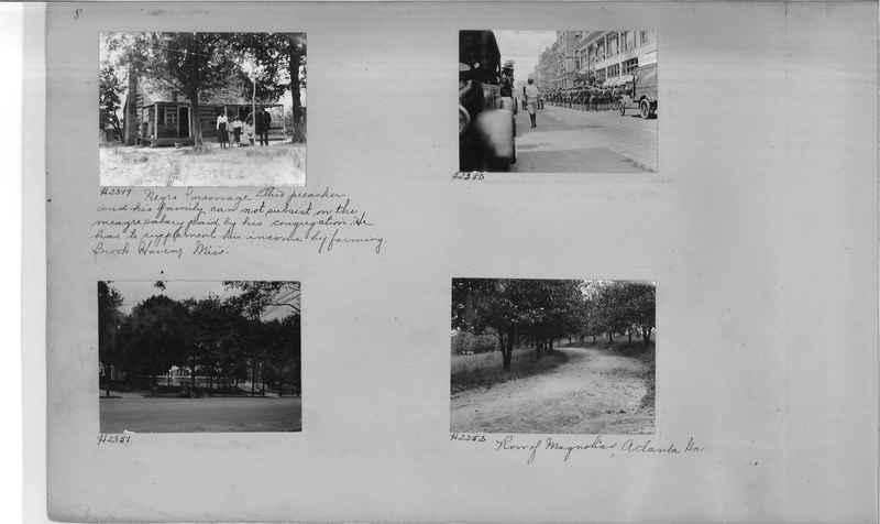Mission Photograph Album - Negro #1 page 0008