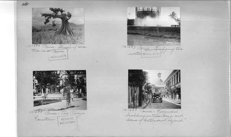 Mission Photograph Album - Puerto Rico #2 page 0218