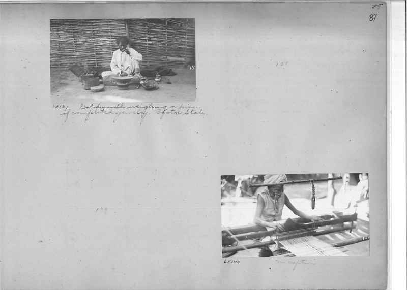 Mission Photograph Album - India #08 Page 0081
