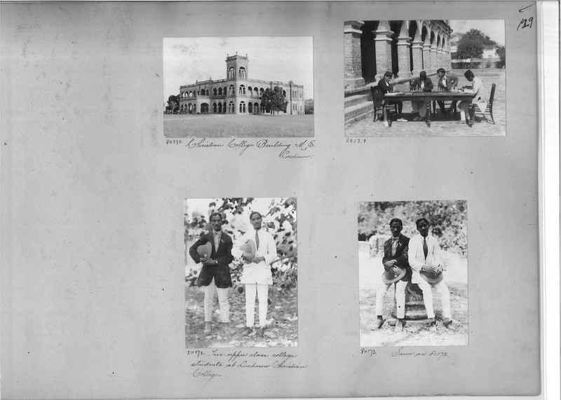 Mission Photograph Album - India #09 Page 0129