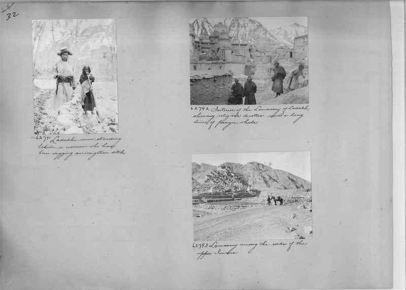 Mission Photograph Album - India #08 Page 0032