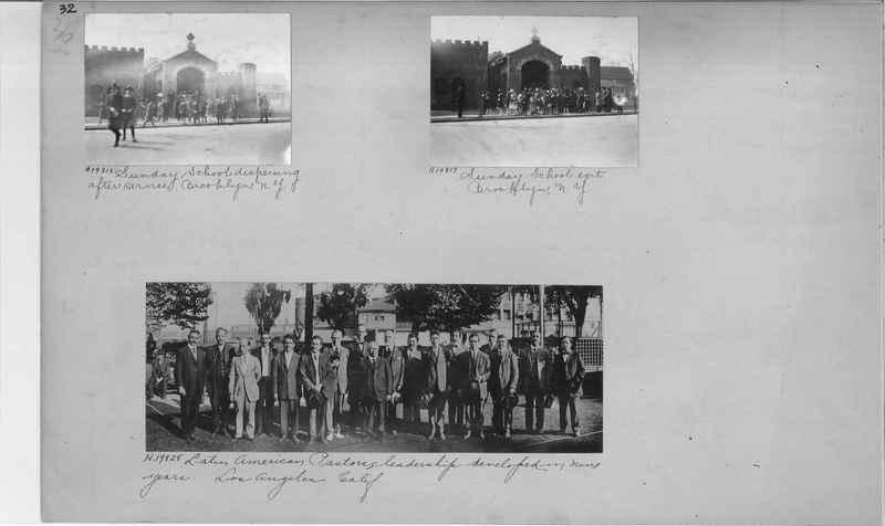 Mission Photograph Album - Cities #10 page 0032