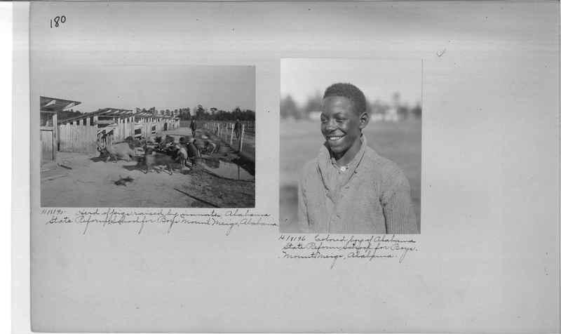 Mission Photograph Album - Negro #2 page 0180