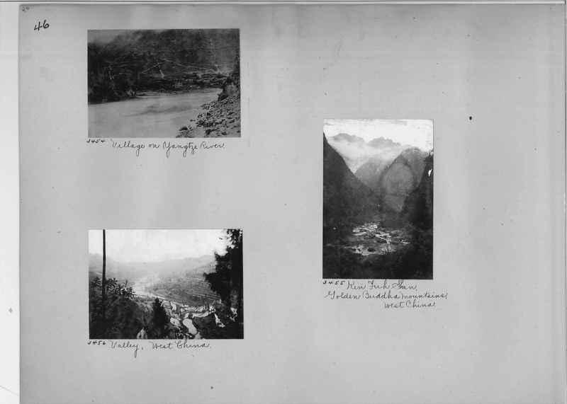 Mission Photograph Album - China #2 page  0046