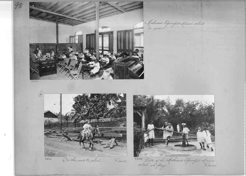 Mission Photograph Album - Panama #03 page 0098