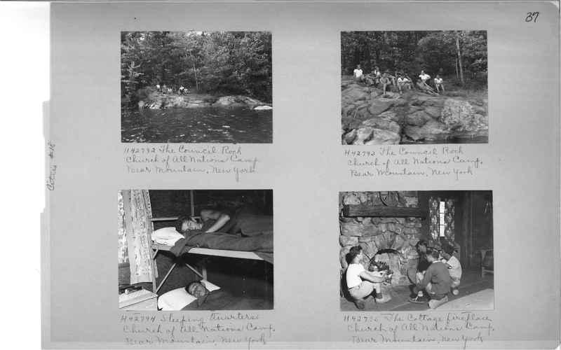 Mission Photograph Album - Cities #18 page 0037