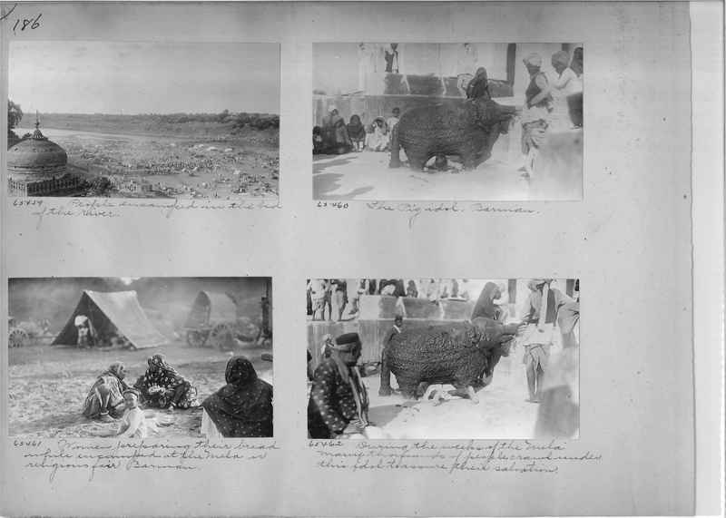 Mission Photograph Album - India #08 Page 0186