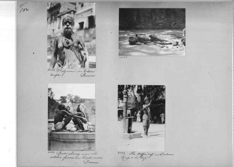 Mission Photograph Album - India #09 Page 0100