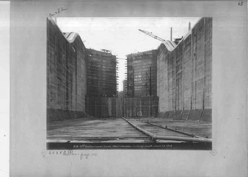 Mission Photograph Album - Panama OP #01 0063
