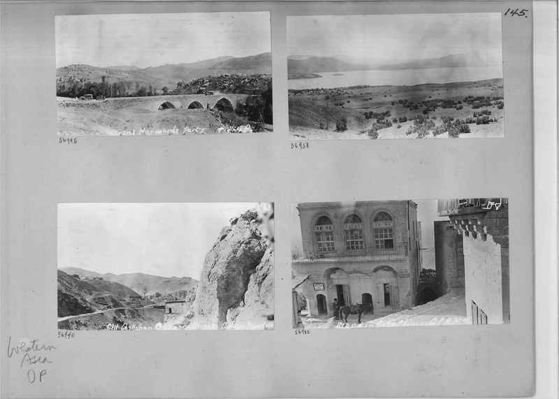 Mission Photograph Album - Western Asia - O.P. - #01 page_0145