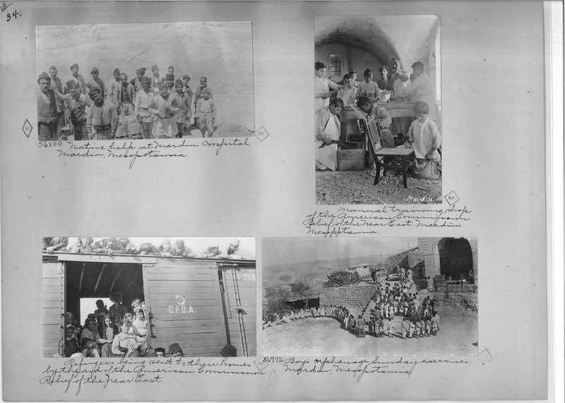 Mission Photograph Album - Western Asia - O.P. - #01 page_0034