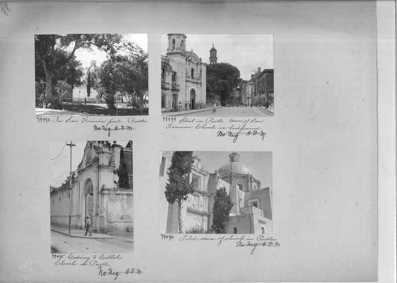 Mission Photograph Album - Mexico #06 page 0088