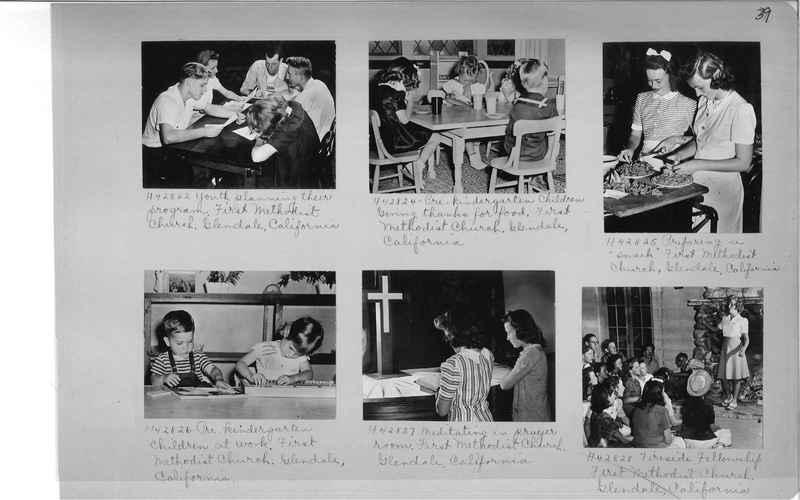 Mission Photograph Album - Cities #18 page 0039
