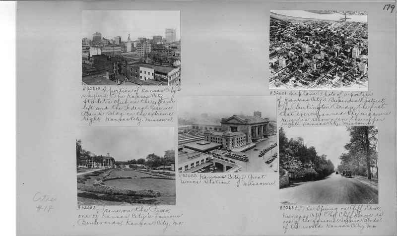 Mission Photograph Album - Cities #14 page 0179