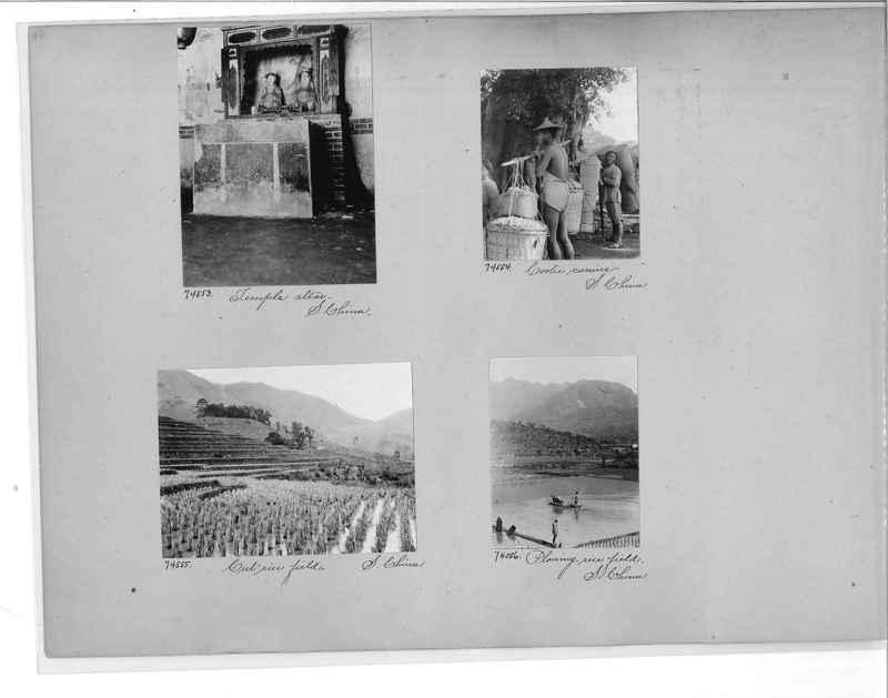 Mission Photograph Album - China #10 pg. 0042