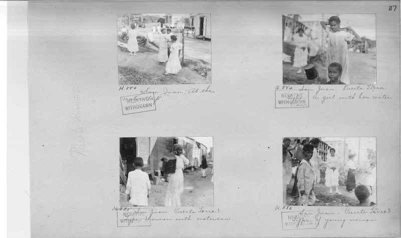 Mission Photograph Album - Puerto Rico #2 page 0117