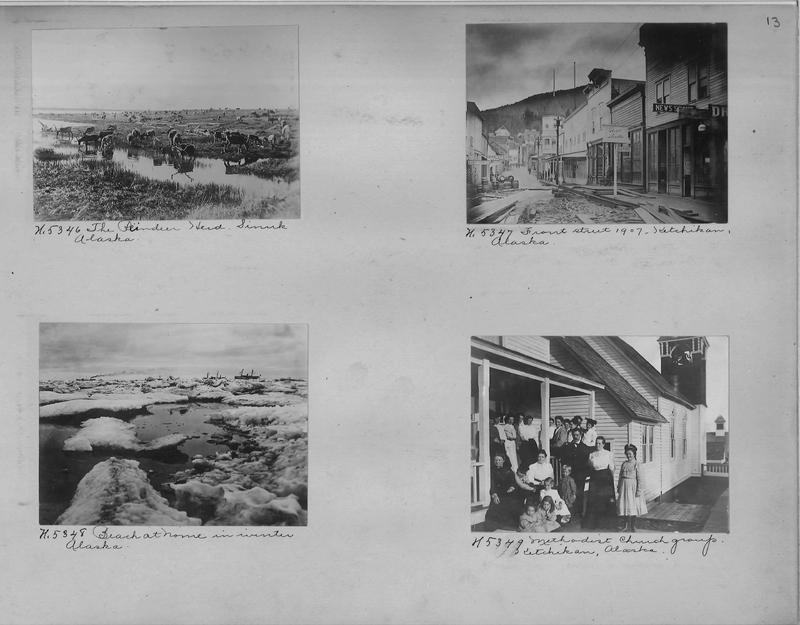 Mission Photograph Album - Alaska #1 page 0013