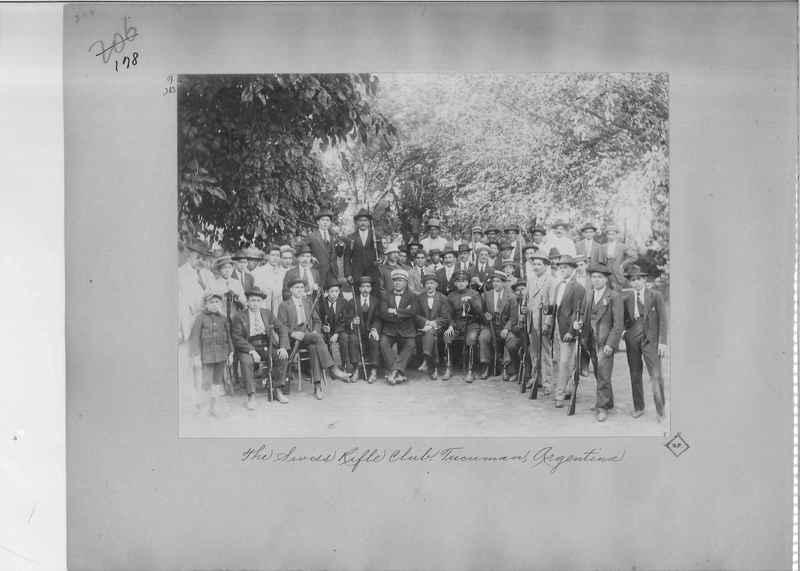Mission Photograph Album - South America O.P. #2 page 0178