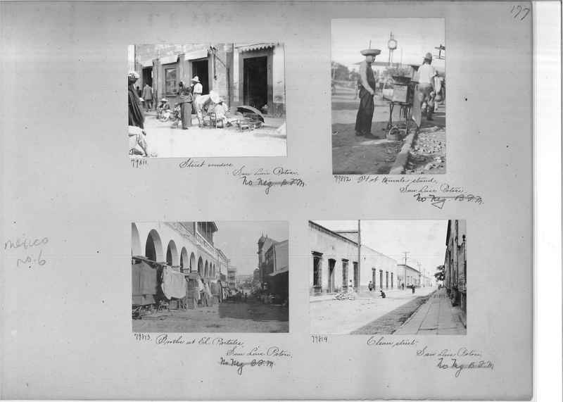 Mission Photograph Album - Mexico #06 page 0177