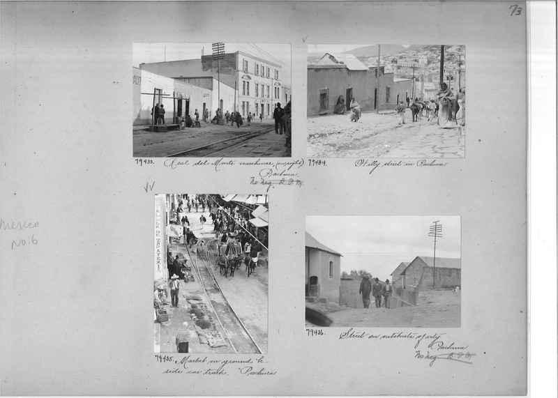 Mission Photograph Album - Mexico #06 page 0073