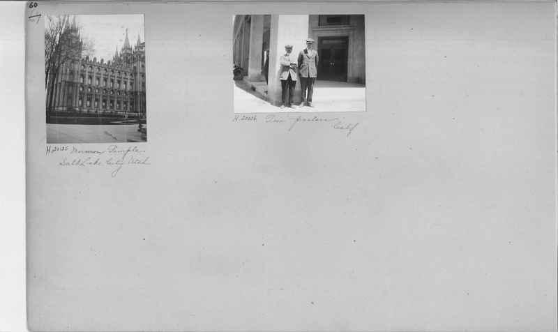 Mission Photograph Album - Cities #10 page 0060