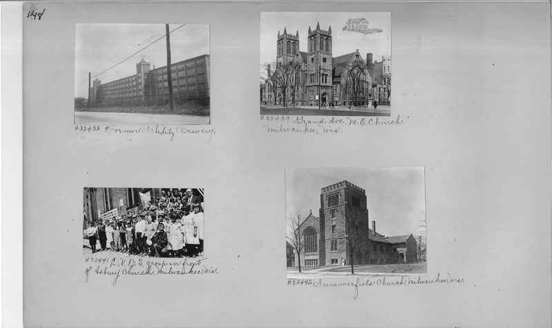 Mission Photograph Album - Cities #14 page 0148