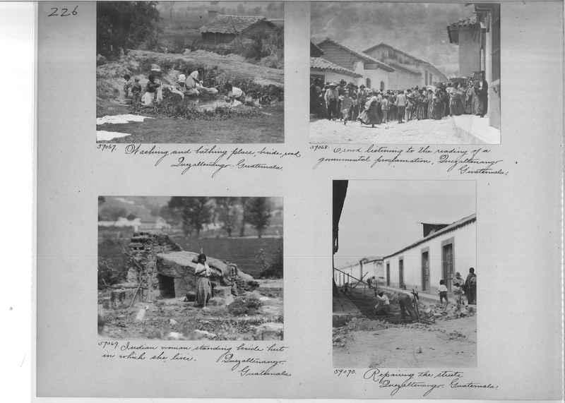 Mission Photograph Album - Panama #02 page 0226