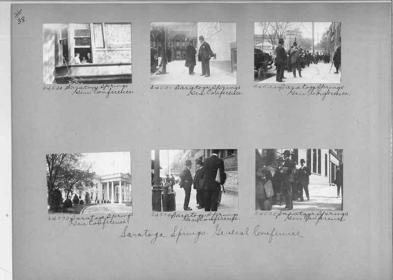 Mission Photograph Album - America #1 page 0038