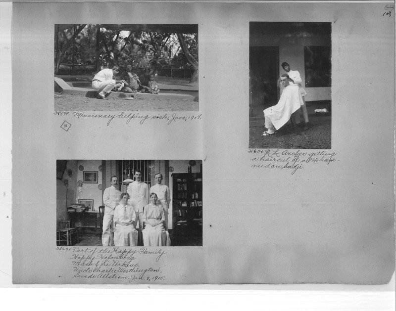 Mission Photograph Album - Malaysia #2 page 0103