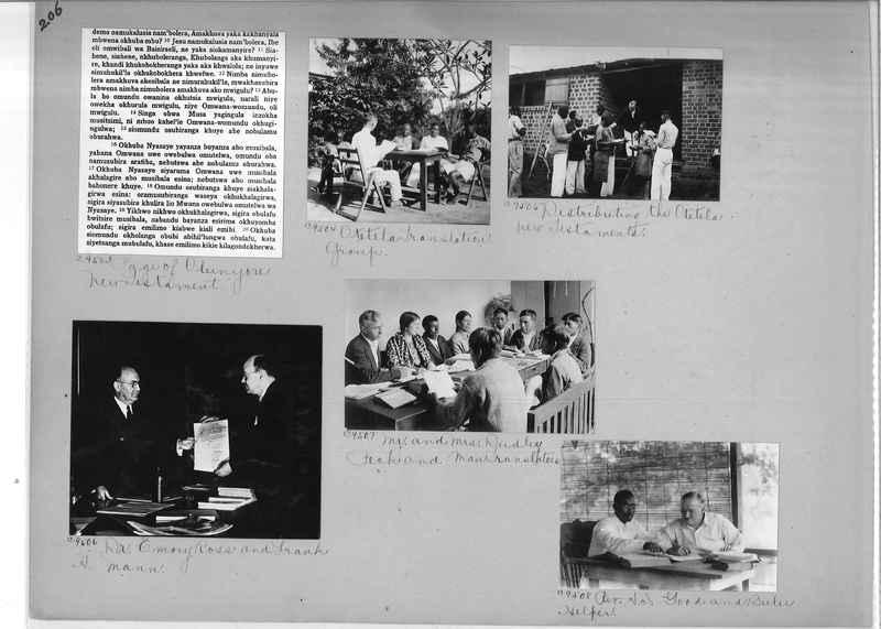 Mission Photograph Album - Miscellaneous #02 Page 0206