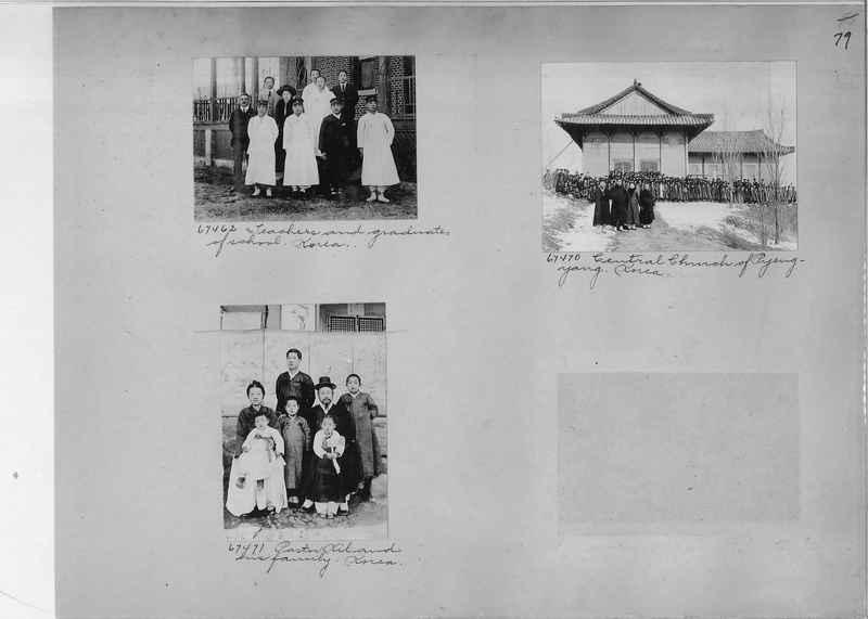 Mission Photograph Album - Korea #5 page 0079