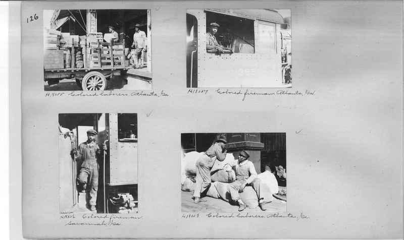 Mission Photograph Album - Negro #2 page 0126