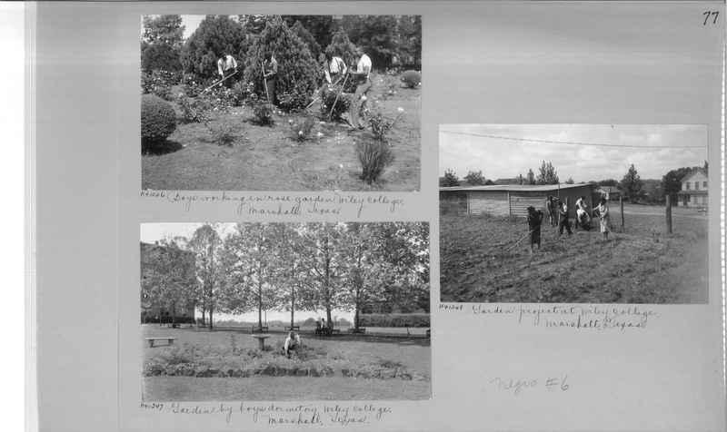 Mission Photograph Album - Negro #6 page 0077