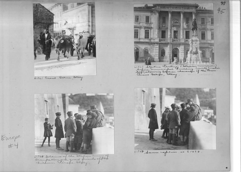 Mission Photograph Album - Europe #04 Page 0097