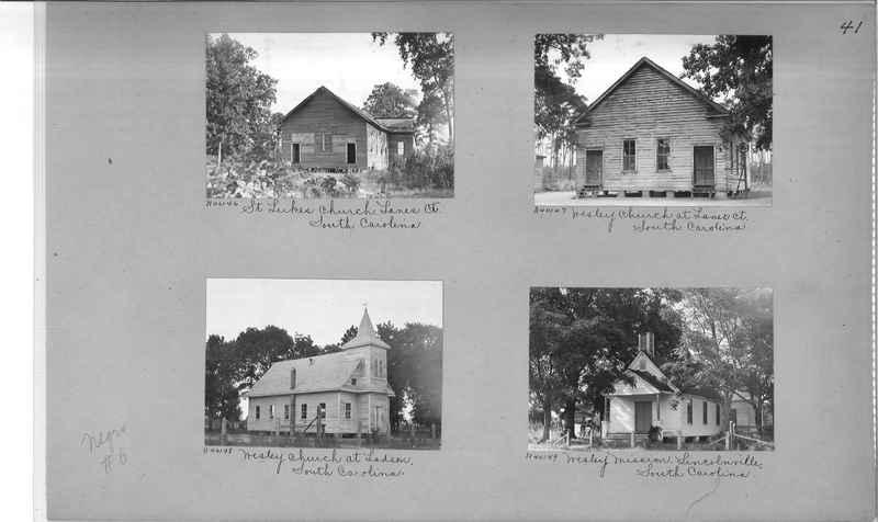 Mission Photograph Album - Negro #6 page 0041